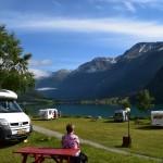 Week 5 Noorwegen: westkust omgeving Olden-Strynsvatn-Nordfjord-Forde-Bergen
