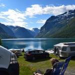 Week 4 Noorwegen: westkust omgeving Molde-Andalsnes-Stryn
