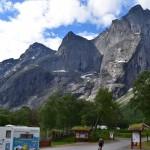 Week 6 Noorwegen: Hedmark + Lillehammer, daarna Andalsnes