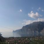 Week 5 Italië: Tabiano (bij Parma), Gardameer, Arco, naar huis.