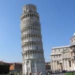 Week 4 Italië: kust bij Toscane en via Pisa noordwaarts.