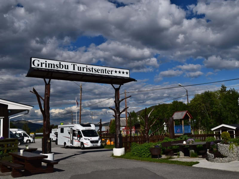 Grimsbu Camping 2016 2