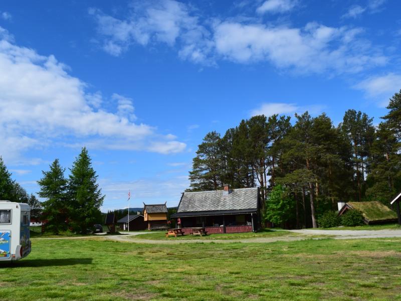 Roste Camping Os i Osterdalen bij Roros 2016 2