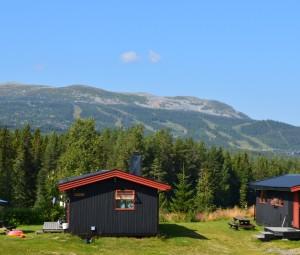 Trysil Hyttegrend Hedmark Noorwegen Hytter 1