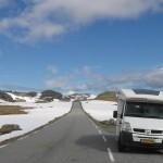 Week 9 Noorwegen: van Fagernes naar westkust (Bergen) & Hardangerfjord