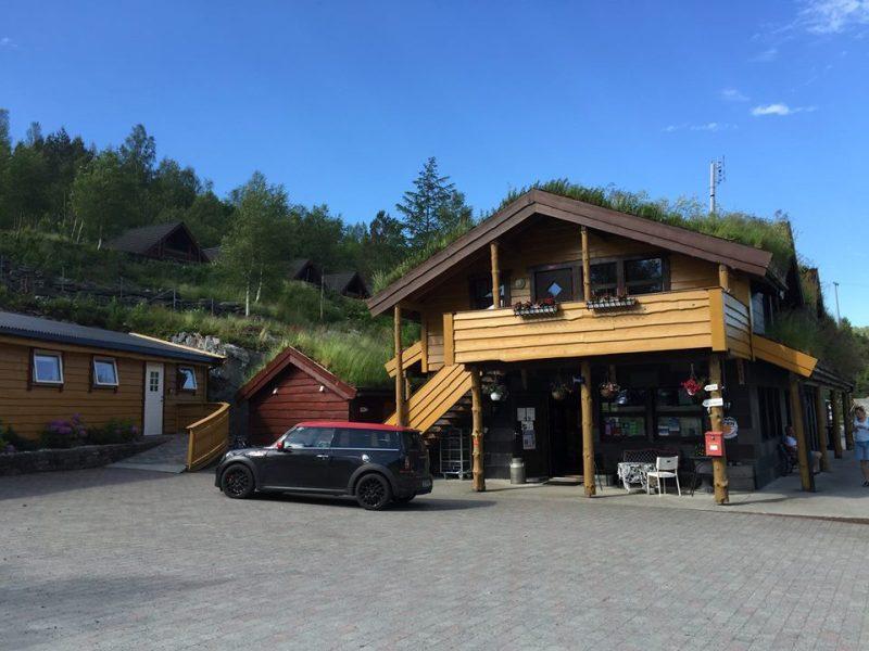Bratland Camping bij Bergen 2016 1