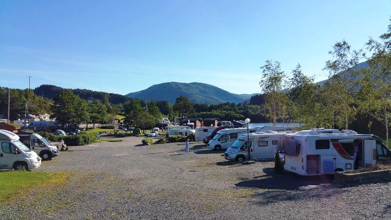 Bratland Camping bij Bergen 2016 2