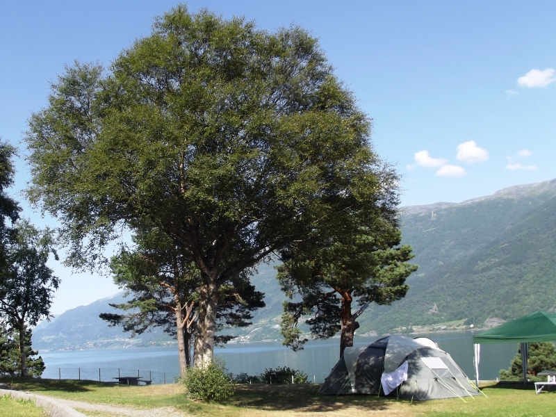 Eikhamrane Camping 2016 2