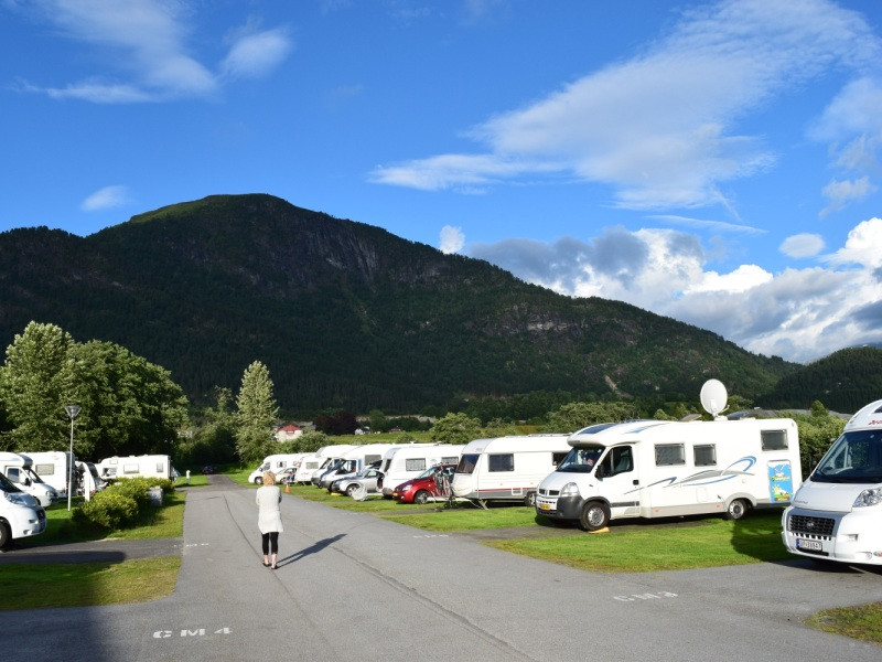 Forde Guesthouse & Camping 2016 1