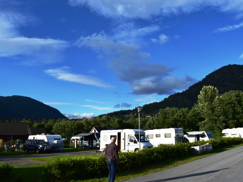 Forde Guesthouse & Camping 2016 2