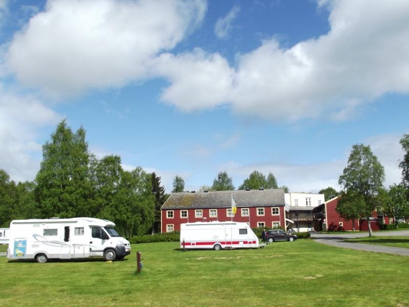 Guldbergaunet Camping Steinkjer 2016