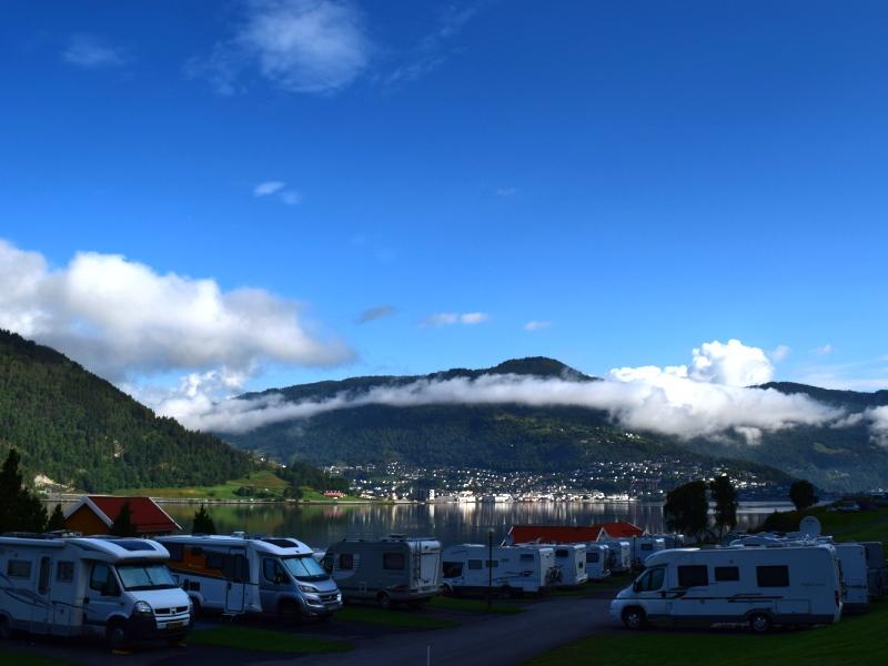 Kjornes Camping Sogndal 2016 1