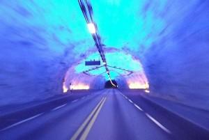 Laerdal tunnel 2016 1