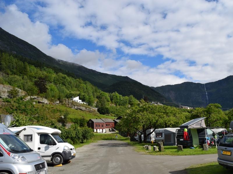 Lofthus Camping 2016 2