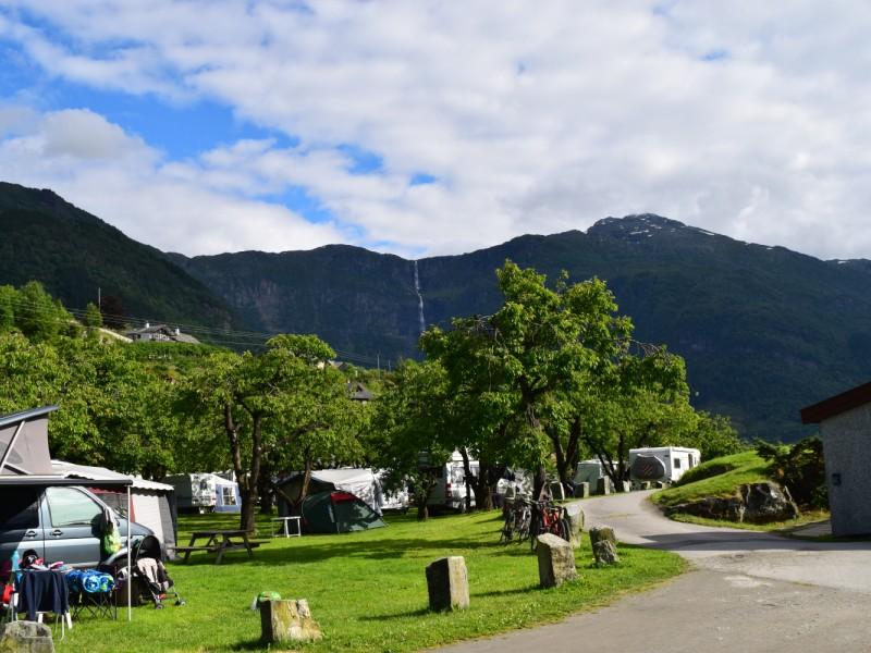 Lofthus Camping 2016 4
