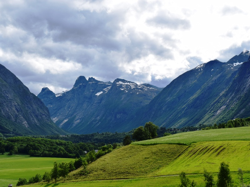 Mjelva Camping Andalsnes 2016 2
