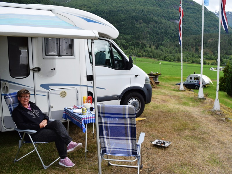 Tjugen Camping Loen 2016 2