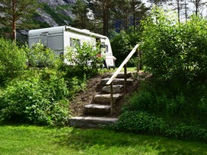 Trollveggen Camping Andalsnes 2016 5