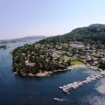 Week 11 Noorwegen: vanuit Grimstad de regio's Telemark en Buskerud in