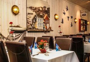 Marivoll Resort gezellig restaurant