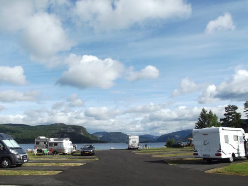 Neset Camping Byglandsfjord Setesdal 2016 2