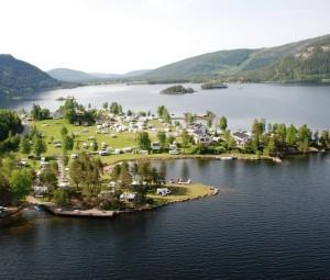 Neset Setesdal Byglandsfjord hytter 4