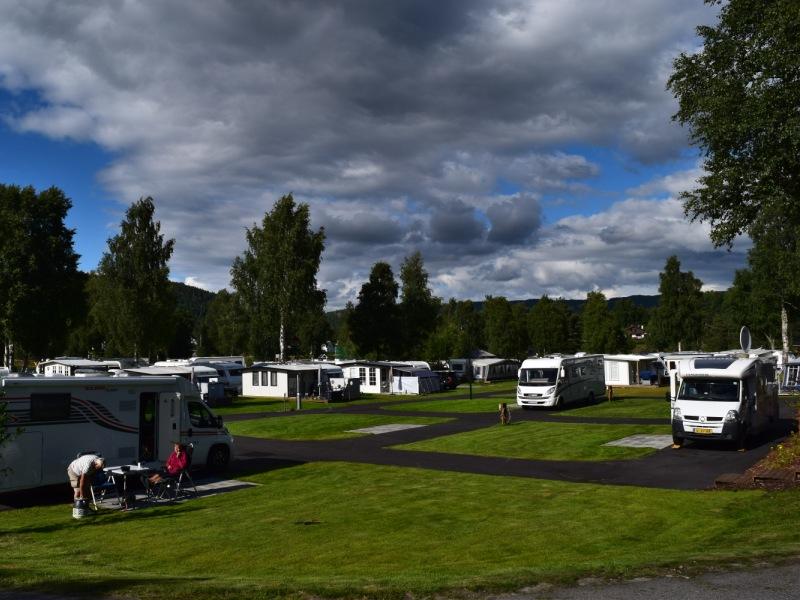 Odden Camping Evje Setesdal 2016 1