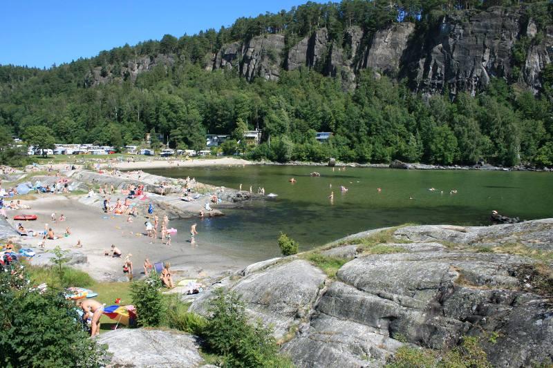 Rognstranda Camping 2016