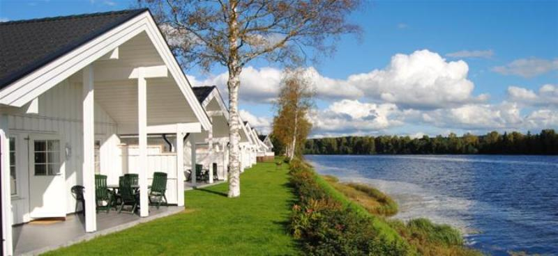 Sanngrund Camping Hytter 2015