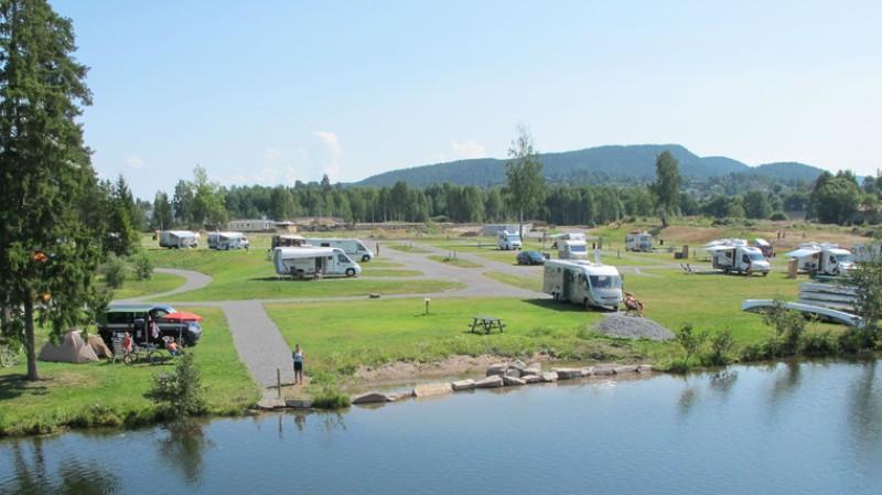 Telemark Kanal Camping 2015 1