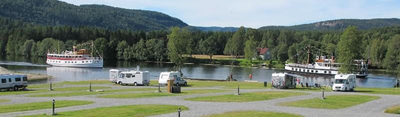 Telemark Kanal Camping 2015 2