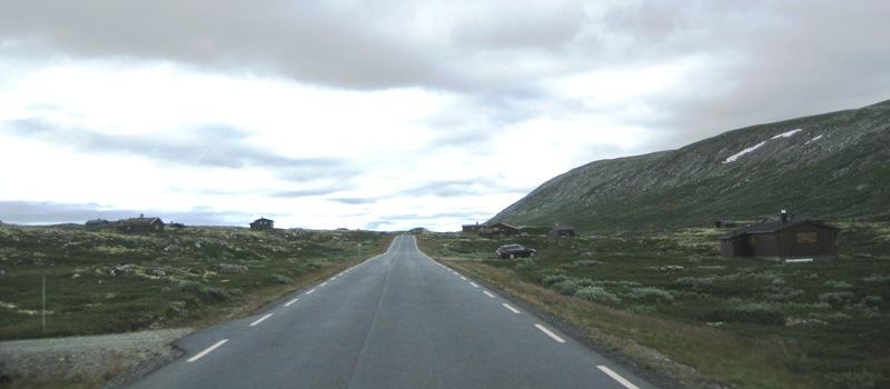 onderweg van Geilo naar Rjukan 2016 1
