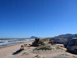 Euro Camping Playa de Oliva 2017