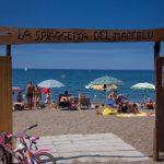 Week 4 Italië: regio Toscane (Vada, Pisa), Tabiano (Parma), Gardameer.