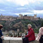Week 5 Spanje/Portugal: regio Andalusie (bezoek Granada)