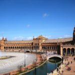 Week 7 Spanje/Portugal: regio Andalusie (bezoek Sevilla)